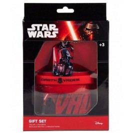 Disney Brand Chlapecký set doplňků Star Wars - červený
