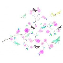 Djeco Samolepící 3D dekorace Vážky