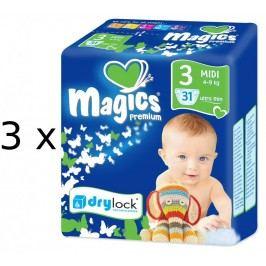 Magics Premium Midi Jumbopack - 93ks
