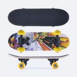 Spokey BLOXY Skateboard mini 43 x12,5 cm