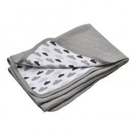 Lodger deka Dreamer Quilt Grey 100x150 cm