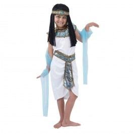 MaDe Šaty na karneval - Egyptská královna, 110 - 120 cm