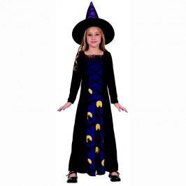 MaDe Šaty na karneval - Čarodějka, 110 - 120 cm