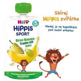HiPP BIO Sport Hruška-Banán-Bíle hrozno-Oves 120 g
