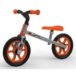 Smoby Cykloodrážedlo - oranžové