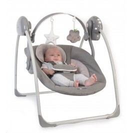 Bo Jungle houpačka B-Portable Swing Grey