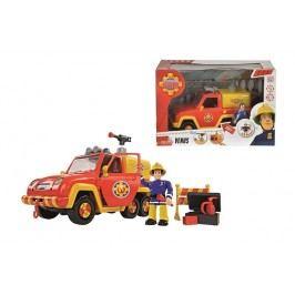 Simba Požárník Sam Hasičské auto Venuše 19 cm s figurkou