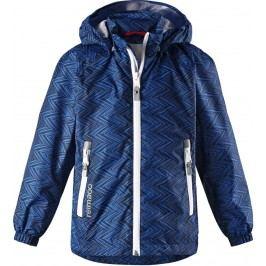 Reima Chlapecká bunda Zigzag - tmavě modrá