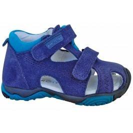 Protetika Chlapecké sandály Laris - tmavě modré