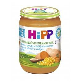 HiPP BIO Zelenina ze zahrádky se sladkými bramborami 6x190 g