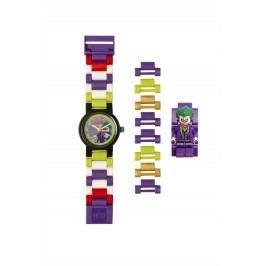 LEGO® Watch & Clock Dětské hodinky Batman Movie Joker - fialové