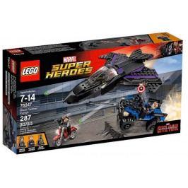 LEGO® Super Heroes 76047 Confidential Captain America Movie 3