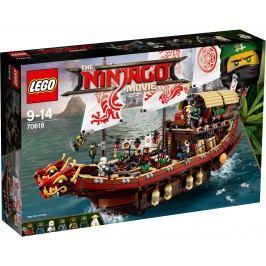 LEGO® NINJAGO™ 70618 Odměna osudu