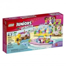 LEGO® Juniors 10747 Andrea a Stephanie na dovolené na pláži