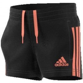 adidas Dívčí kraťasy Performace - černé