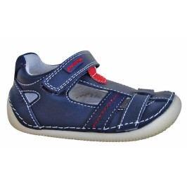 Protetika Chlapecké sandály barefoot Glen - modré