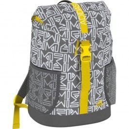 adidas Dětský batoh LG BCKPCK - šedý
