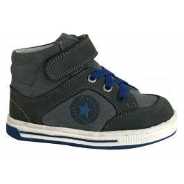 Protetika Chlapecké kotníkové boty Eliot - šedé