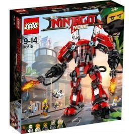 LEGO® NINJAGO™ 70615 Ohnivý robot