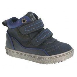 Beppi Chlapecké voňavé kotníkové boty - modré