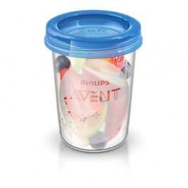 Philips Avent VIA pohárky s víčkem 240 ml - 5 ks