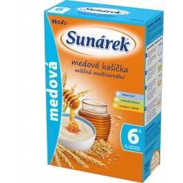 Sunárek medová kašička mléčná 225g