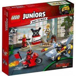 LEGO® Juniors 10739 Žraločí útok