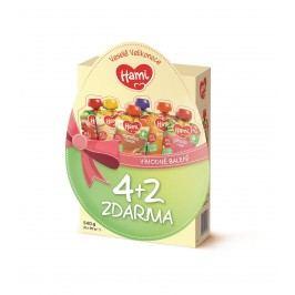 Hami Velikonoční vajíčko multipack 4+2 zdarma 6x90G