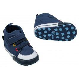 G-mini Chlapecké capáčky-tenisky - modré