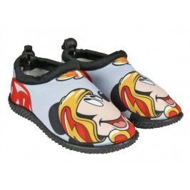 Disney Brand Chlapecké boty do vody Mickey Mouse - barevné