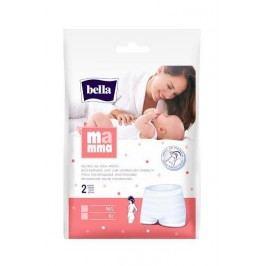 Bella Happy Bella Mamma síťované kalhotky, 2 ks, velikost M/L