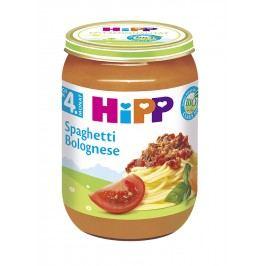 HiPP BIO Špagety v boloňské omáčce 6x190g