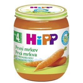 HiPP BIO První mrkev 6x125g