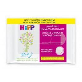 HiPP Babysanft Čistící vlhčené ubrousky 10ks - NOVÉ