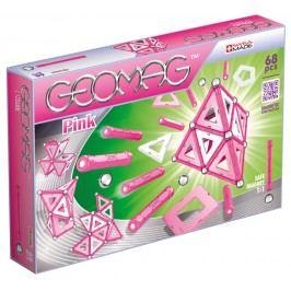 Geomag Panels Pink 68 pcs