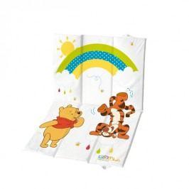 Keeeper Cestovní podložka Winnie the Pooh & Friends, bílá