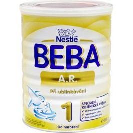 BEBA A.R. 1 speciální kojenecké mléko při ublinkávání, 800g