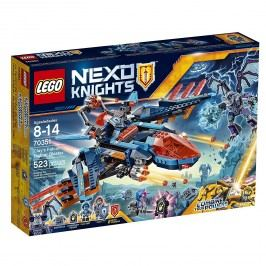 LEGO® NEXO KNIGHTS™ 70351 Clayův letoun Falcon Fighter Blaster
