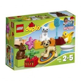 LEGO® DUPLO® Town 10838 Domácí mazlíčci
