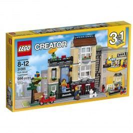 LEGO® Creator 31065 Městský dům se zahrádkou
