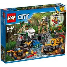 LEGO® City 60161 Jungle Explorers Průzkum oblasti v džungli