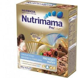 Nutrimama Cereální tyčinky brusinka/čokoláda, 200 g