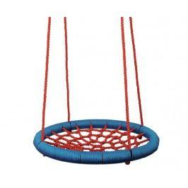 WOODY Houpací kruh (průměr 85 cm) - červený
