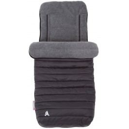 CuddleCo Fusak do kočárku Comfi-Snug 2v1, Black