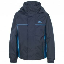 Trespass Chlapecká nepromokavá bunda Mooki - tmavě modrá