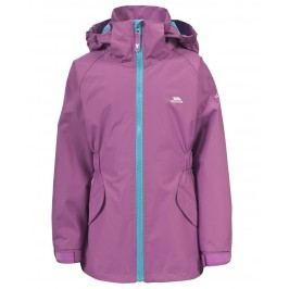 Trespass Dívčí bunda Luckie - růžová