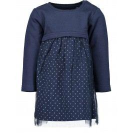 Blue Seven Dívčí šaty - modré