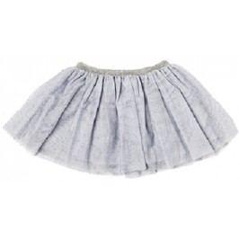 Minoti Dívčí tutu sukně Doll - šedá
