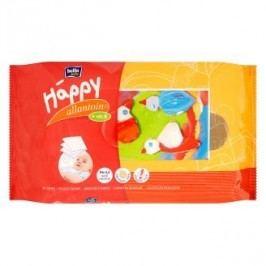 Bella Happy baby čistící ubrousky 4x64 ks