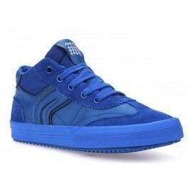 Geox Chlapecké kotníkové tenisky Alonisso  - modré
